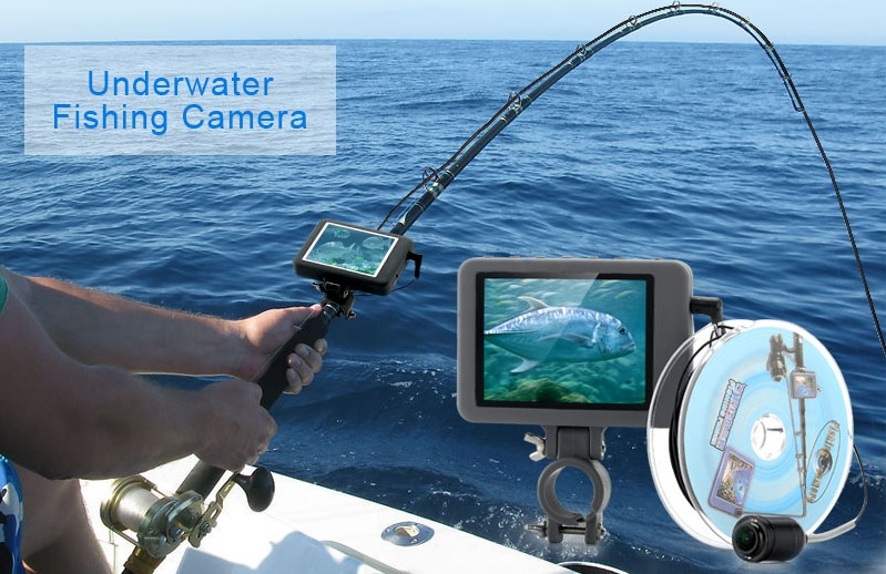 Underwater Camera for Fishing